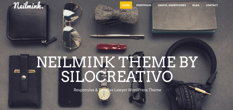 neilmink lawyer theme