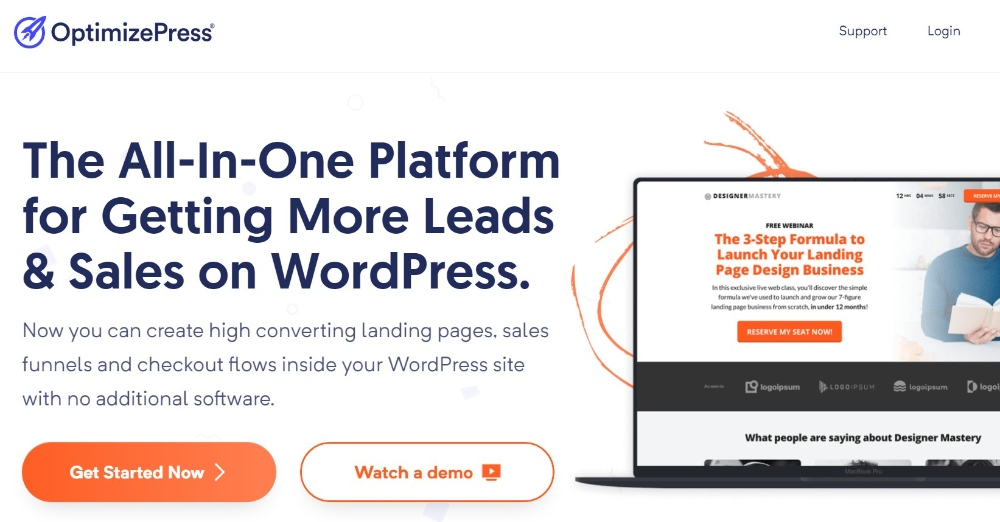 OptimizePress 3