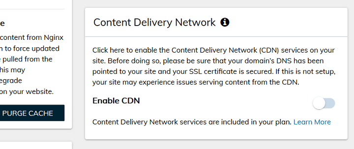 liquid web cdn services