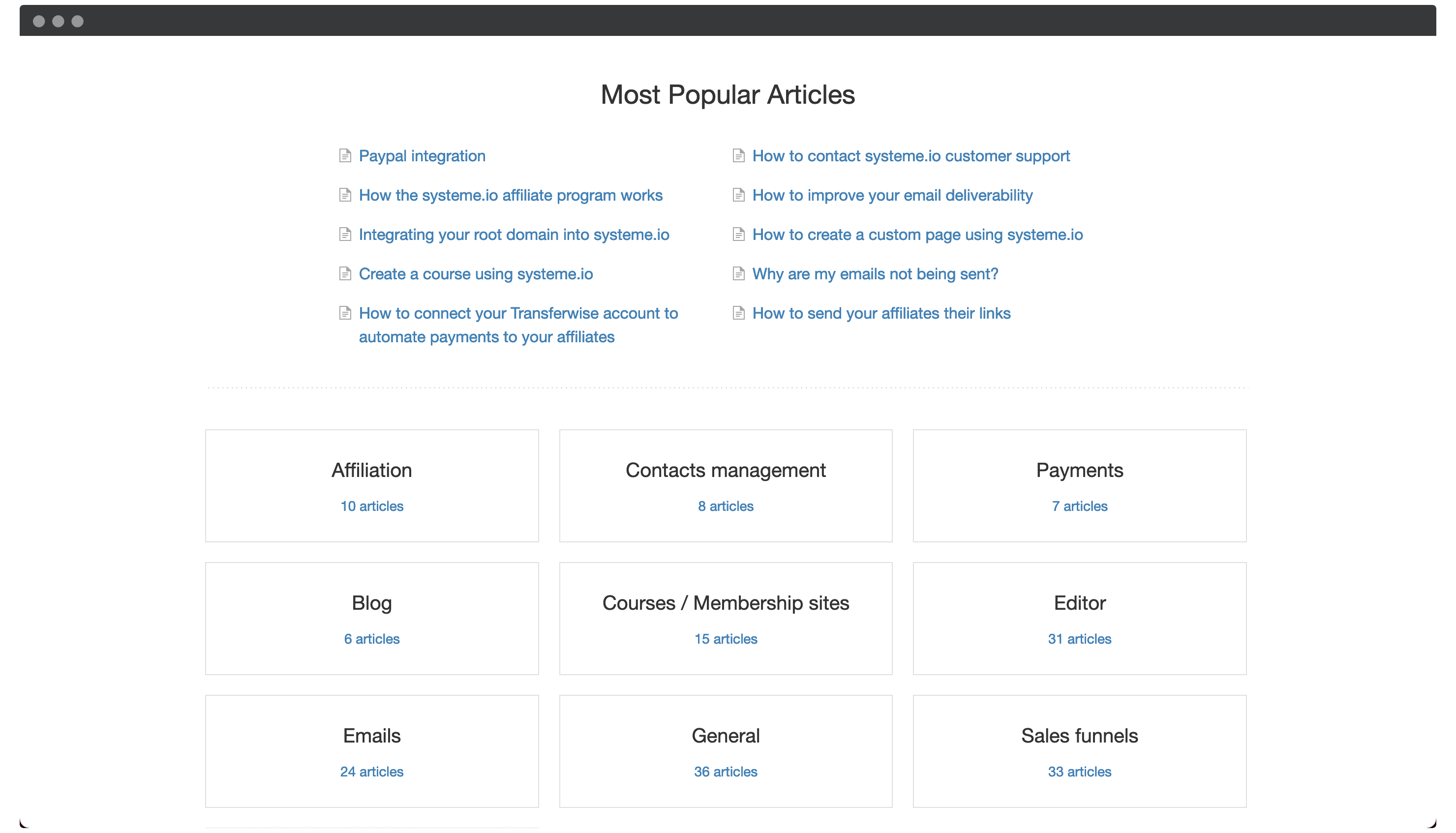 The well-stocked knowledge base.