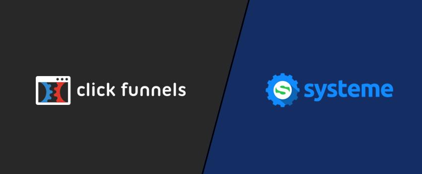 ClickFunnels vs Systeme (2021): A Head-to-Head Comparison