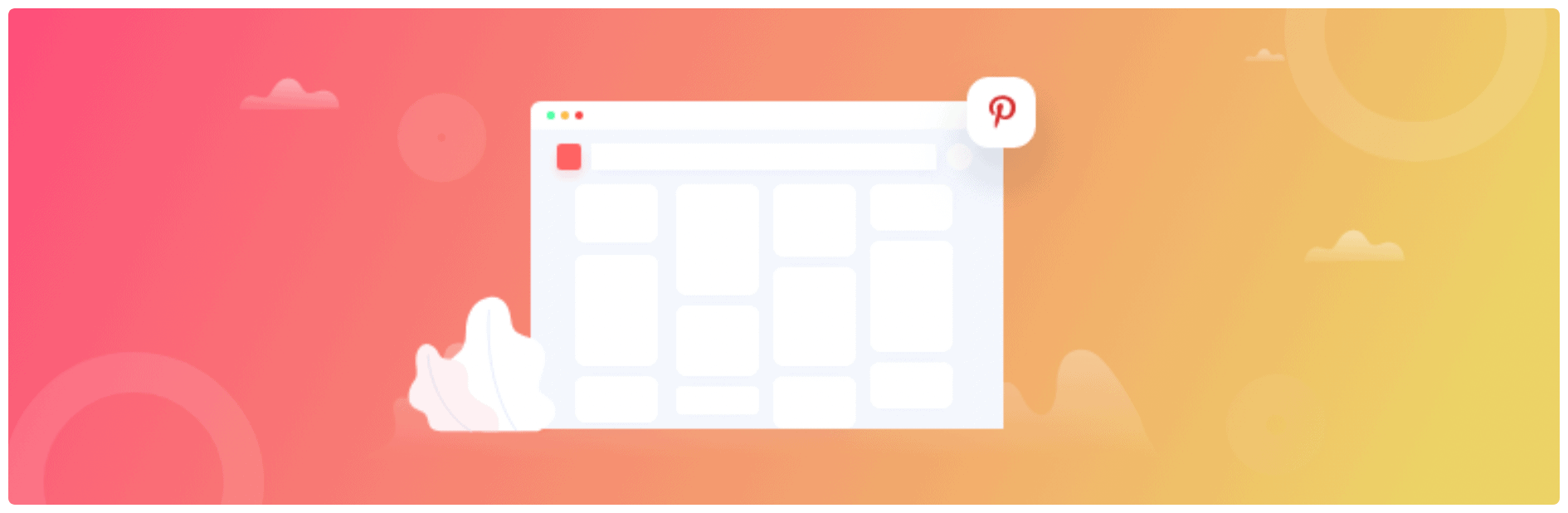 The GS Pins for Pinterest plugin.