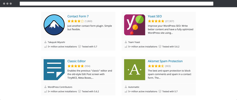 The WordPress.org Plugin Directory.