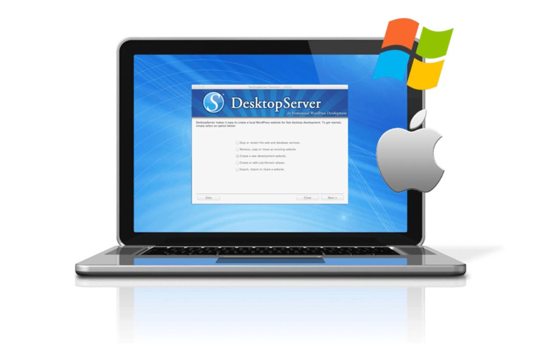 Lo strumento DesktopServer.