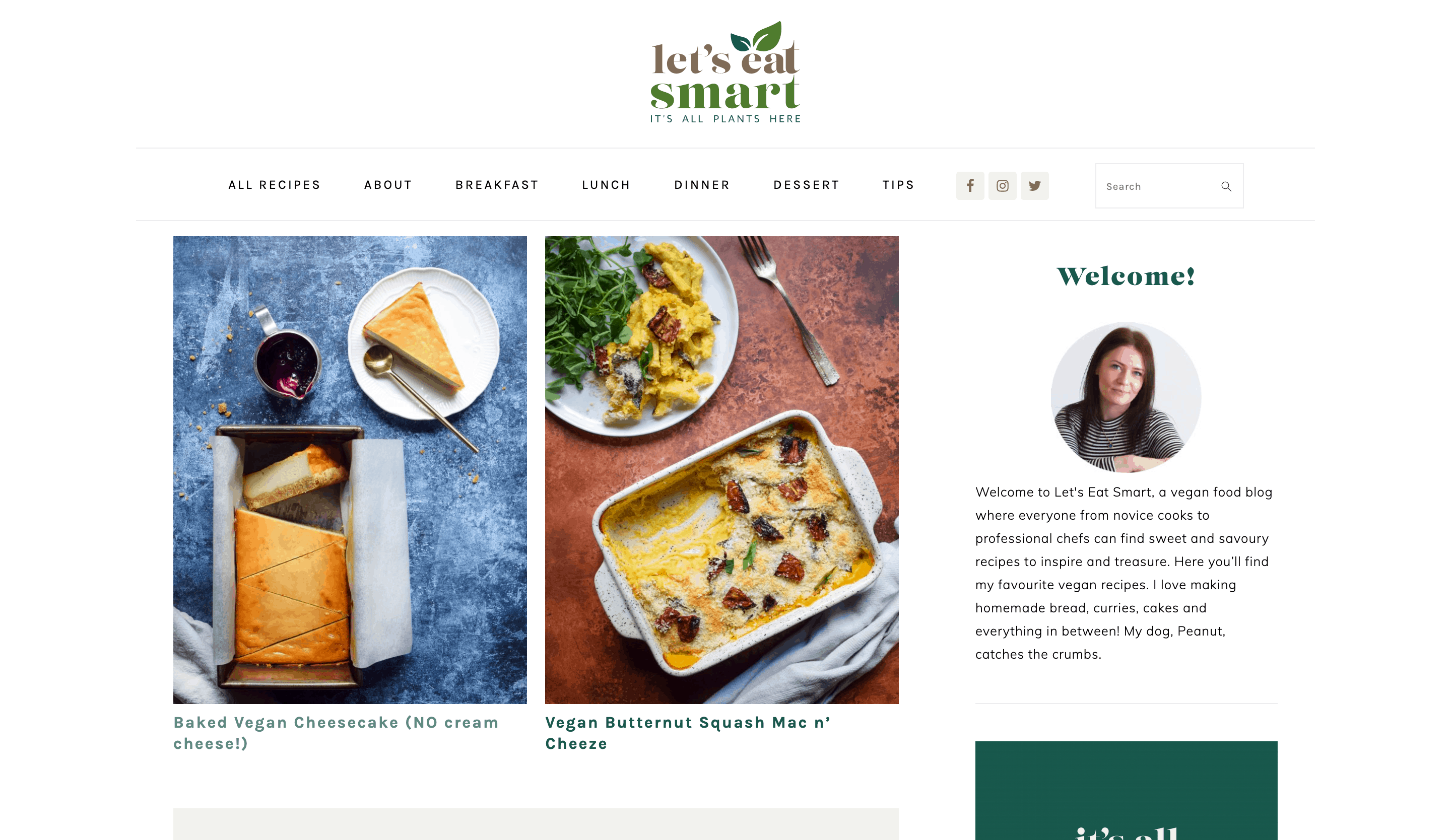 The Foodie Pro theme.