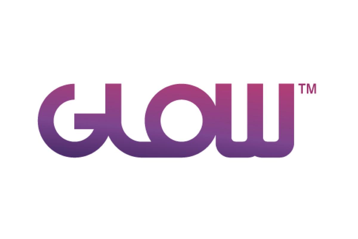 The Glow logo.