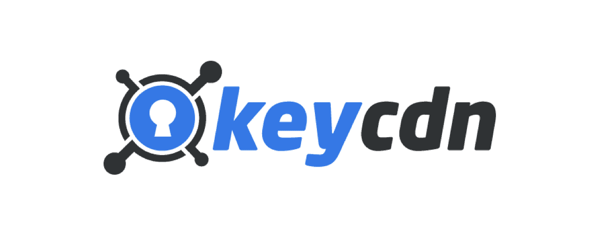 The KeyCDN logo.