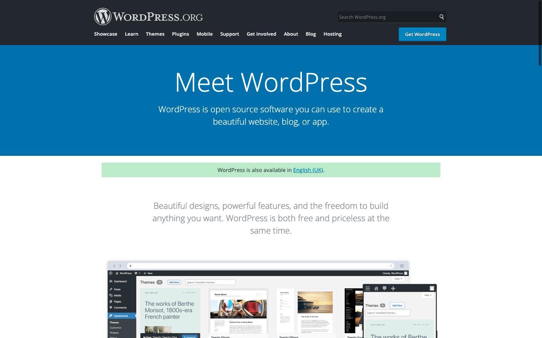 WordPress- a Wix alternative