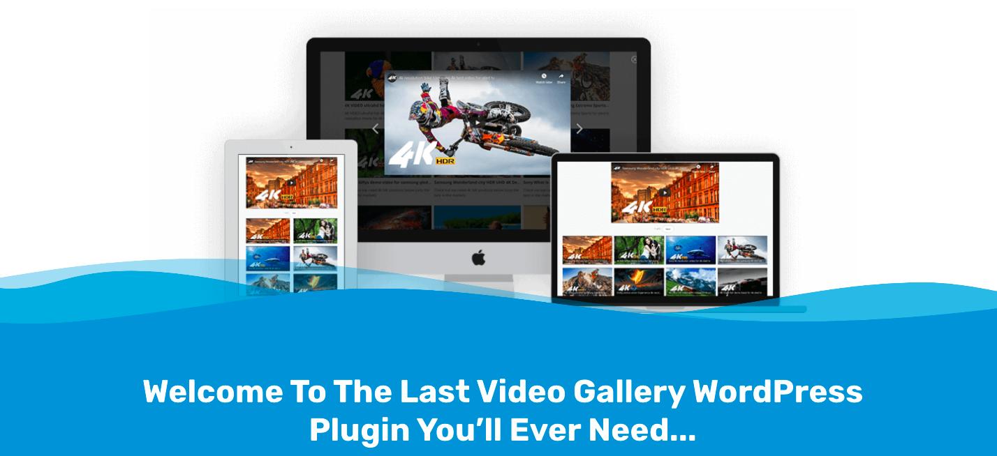YotuWP video gallery
