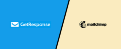 GetReseponse vs MailChimp - Which is the Best Marketing Tool?